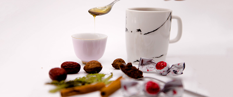 No sugar. Natural ways to make your tea sweeter