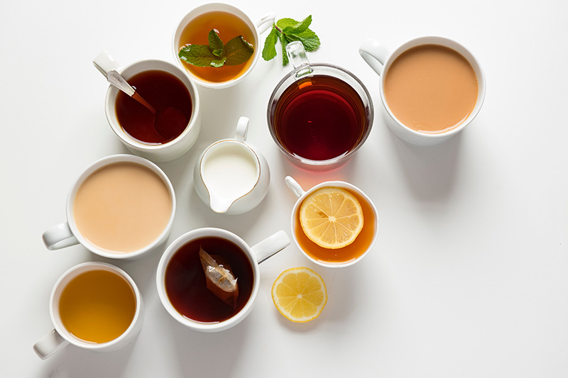 4 reasons to replace morning coffee with tea